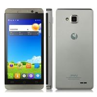JIAYU G3C Quad Core 3G Smartphone w/ MTK6582 4.5 Inch IPS Screen 1GB+4GB Dual SIM 3000mAh Battery GPS WiFi - Silver