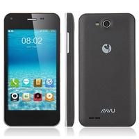 JIAYU F1W Dual Core 3G Smartphone w/ MTK6572 4.0 Inch 512MB+4GB Dual SIM GPS WiFi 2400mAh Battery - Black