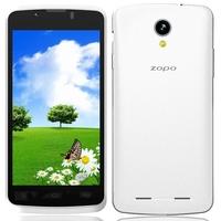 ZOPO ZP580 Dual Core 3G Smartphone MTK6572 4.5 Inch 512MB+4GB Dual SIM GPS WiFi - White