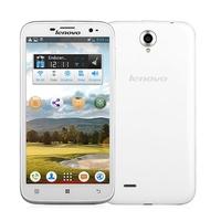 Lenovo A850i Quad Core 3G Smartphone MTK6582 5.5 Inch IPS Screen 1GB+8GB Dual SIM GPS WiFi - White