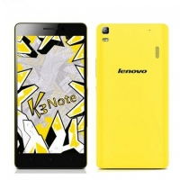 "Lenovo K3 Note Smartphone 4G Android 5.0 64bit MTK6752 Octa Core 5.5"" FHD White/Yellow"