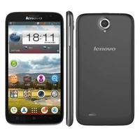 Lenovo A850i Quad Core 3G Smartphone MTK6582 5.5 Inch IPS Screen 1GB+8GB Dual SIM GPS WiFi - Black