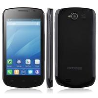 DOOGEE COLLO3 DG110 Dual Core 3G Smartphone MTK6572 4.0 Inch 512MB+4GB Dual SIM GPS WiFi - Black