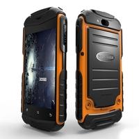 DOOGEE DG150 Dual Core 3G Smartphone MTK6572W 3.5 Inch IP67 Dual SIM 512MB+4GB GPS WiFi - Black + Yellow