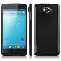DOOGEE FIND DG510 Quad Core 3G Smartphone MTK6589 5.0 Inch 1GB+4GB Dual SIM GPS WiFi - Black