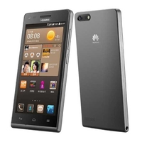 HUAWEI G6-U00 Quad Core 3G Smartphone w/ MSM8212 4.5 Inch IPS Screen 1GB+4GB Dual SIM 8.0MP Camera WiFi GPS - Black