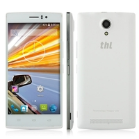 ThL L969 Quad Core 4G FDD-LTE Smartphone MTK6582 5.0 Inch IPS Screen 1GB+8GB 2700mAh Battery Android 4.4 - White