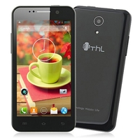 ThL W100S Quad Core 3G Smartphone MTK6582 4.5 Inch IPS Screen 1GB+4GB 8.0MP Camera GPS - Black