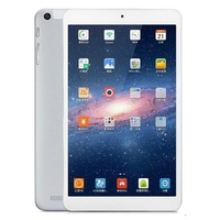 ONDA V819i Quad Core Tablet PC w/ Intel Z3735E 8.0 Inch IPS Screen 1GB+16GB OTG HDMI WiFi - White + Silver