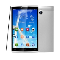 CHUWI VX3 Octa Core 3G Phone Tablet PC w/ MTK6592 7.0 Inch IPS Screen 2GB+16GB Dual SIM GPS HDMI OTG - Silver