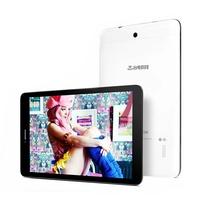 Teclast G17s 3G Quad Core Tablet PC MTK8382 7.0 Inch 512MB+8GB Dual SIM GPS OTG HDMI - Black + White