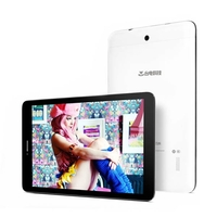 Teclast G17s 3G Quad Core Tablet PC MTK8382 7.0 Inch 512MB+8GB Dual SIM GPS OTG HDMI - Black + White