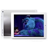 Vido M11 Quad Core 3G Phone Tablet PC w/ RK3188 9.7 Inch IPS Retina Screen 2GB+32GB HDMI OTG - White + Silver