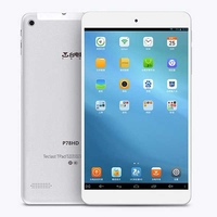 Teclast P78HD Quad Core Tablet PC Allwinner A31s 7.0 Inch Retina IPS Screen 1GB+8GB OTG WiFi - White + Silver