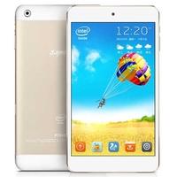 Teclast P79HD Dual Core Tablet PC w/ Intel Z2580 7.0 Inch Retina IPS Screen 1GB+16GB OTG WiFi - White + Golden