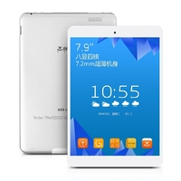 Teclast A88mini Quad Core Tablet PC Allwinner A31s 7.9 Inch 1GB+8GB Android 4.4 OTG WiFi - White + Silver