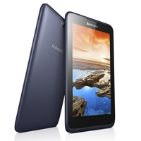 LENOVO A7-50 A3500 Quad Core 3G Phone Tablet PC w/ MTK8382 7.0 Inch IPS Screen 1GB+16GB GPS OTG Miracast - Blue
