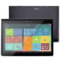 PIPO M8HD WiFi Quad Core Tablet PC w/ RK3188 10.1 Inch IPS Screen 2GB+32GB HDMI 5.0MP Camera - Black