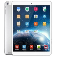 ONDA V975i Quad Core Tablet PC w/ Intel Z3735D 9.7 Inch 2GB+32GB 5.0MP Camera WiFi - White + Silver