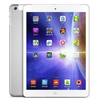 ONDA V919 3G Quad Core Phone Tablet PC w/ MTK8382 9.7 Inch IPS Screen 1GB+16GB GPS Bluetooth - White + Silver