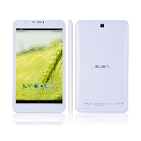 Cube Talk8 U27GT 3G Phone Tablet PC w/ MTK8382 8.0 Inch IPS Screen 1GB+8GB Bluetooth GPS OTG - White