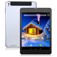Freelander PX3 Quad Core 3G Phone Tablet PC MTK8382 7.85 Inch IPS Screen 1GB+16GB Dual SIM GPS - Black + Silver
