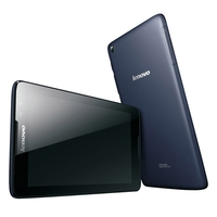 LENOVO A5500 Quad Core 3G Phone Tablet PC w/ MTK8382M 8.0 Inch IPS Screen 1GB+16GB GPS - Blue