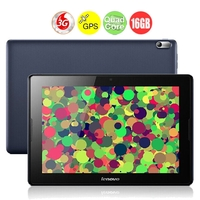 Lenovo A7600 3G Quad Core Phone Tablet PC w/ MTK8382 10.1 Inch 1GB+16GB GPS - Blue