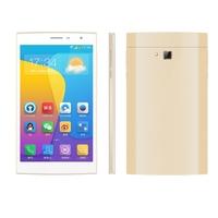 Vido M87 Octa Core 3G Phone Tablet PC w/ MTK6592 7.0 Inch 2GB+16GB Dual SIM GPS - Golden