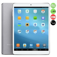 Teclast X98 Air Quad Core Tablet PC Intel 3735D 9.7 Inch Retina IPS Screen 2GB+32GB Android 4.2 WiFi - White + Grey