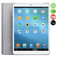Teclast X98 Air Quad Core Tablet PC Intel 3735D 9.7 Inch Retina IPS Screen 2GB+32GB Android 4.2 WiFi - White + Grey