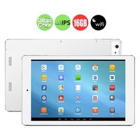 Teclast P90HD Quad Core Tablet PC RK3288 8.9 Inch Retina IPS Screen 2GB+16GB Android 4.4 WiFi - White + Silver
