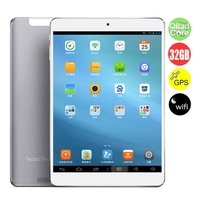 Teclast X89HD Quad Core Tablet PC Intel 3735D 7.9 Inch Retina Screen 2GB+32GB Android 4.2 GPS WiFi - White + Grey