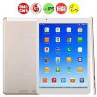 Teclast P98 3G Octa Core Phone Tablet PC MT8392 9.7 Inch IPS Screen 2GB+16GB Android 4.4 GPS - White + Golden