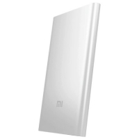 Original Xiaomi Mi Power Bank 5000 mAh Silver
