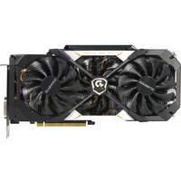 "Video card GIGABYTE GTX 1080 EXTREME GAMING PREMIUM - 8GB 256BIT DDR5 ""OVER-STOCK"""