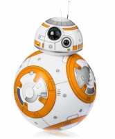 Star wars BB-8 Droid - Record a video on your smartphone and BB-8 will transform it into a hologram