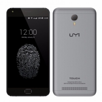 UMI Touch Smartphone 3GB RAM MTK6753 Octa Core Android 6.0 5.5 inch Touch ID Grey/Silver