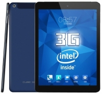 Cube i6 Air 3G Tablet PC Dual Boot Intel Z3735 64Bit 9.7 Inch Retina 2GB 32GB Blue