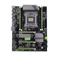 Материнская плата x79-Turbo v5.1 - LGA2011 ATX USB3.0 SATA3 PCI-E NVME M.2 SSD DDR3 REG ECC 4-канальный режим