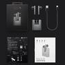 Беспроводные наушники Xiaomi FIIL CC TWS - спортивные наушники с шумоподавлением, Bluetooth 5,0, с микрофоном, наушники-вкладыши