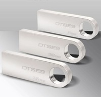Stainless Steel Usb Flash Drive 64gb 32gb silver