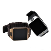 Smart watch DZ09 bluetooth for Apple /Ios Samsung /android phone support SMI/TF men women sport wristwatch