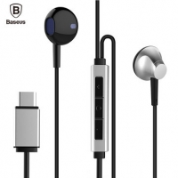Baseus B51 Headphone - Universal Digital Type-C Wired Control Earphon