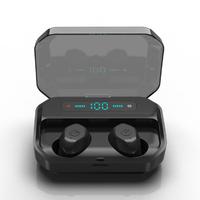 Беспроводные наушники TWS-P10 XSP - Bluetooth 5 и CVC 8.0, защита IPX7, время работы 2-4 ч.