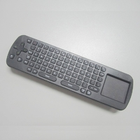 RC12 Wireless 2.4G Fly Mouse Keyboard and Mouse Remote Control for Android TV Box PC Smart TV