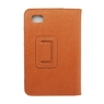 Leather Case for Samsung Galaxy Tab P1000 Brown