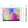 Cube U35GT2 Quad Core Tablet PC w/ RK3188 7.9 Inch IPS Screen 2GB+16GB HDMI WiFi - White + Silver