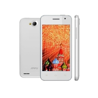 JIAYU F1W Dual Core 3G Smartphone w/ MTK6572 4.0 Inch 512MB+4GB Dual SIM GPS WiFi 2400mAh Battery - White