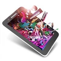 LENOVO A5500 Quad Core 3G Phone Tablet PC w/ MTK8382M 8.0 Inch IPS Screen 1GB+16GB GPS - White